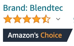 Blendtec Designer 725 wyborem Amazon Choice 2020